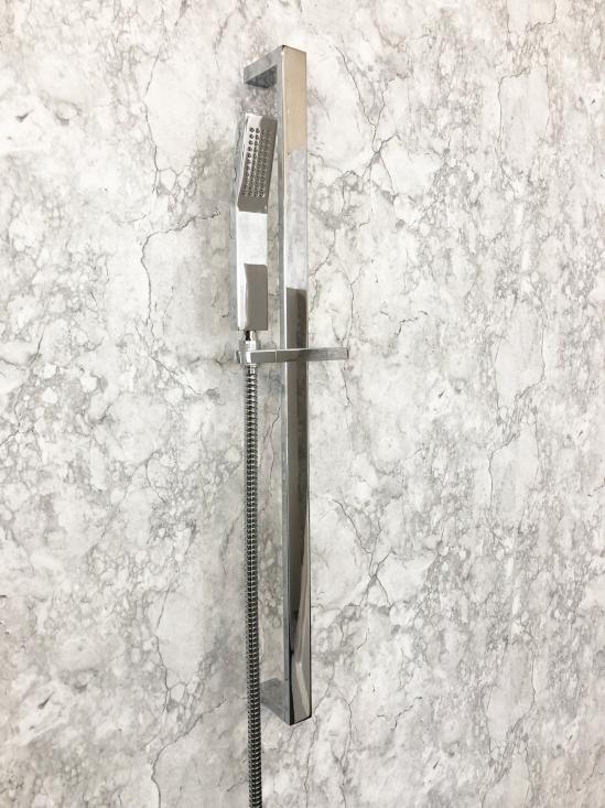duschset med badkarsblandare