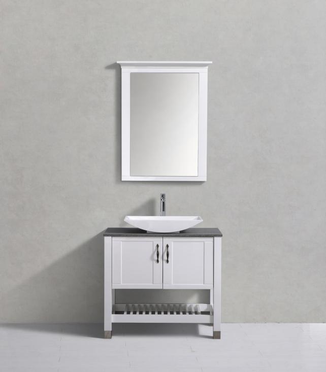 Underbar Hebe 90 cm - Vit (Badrumsmöbler) | Trygghandel.se JD-26